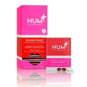 Hum Nutrition Runway Ready Skin & Nail Support Kit